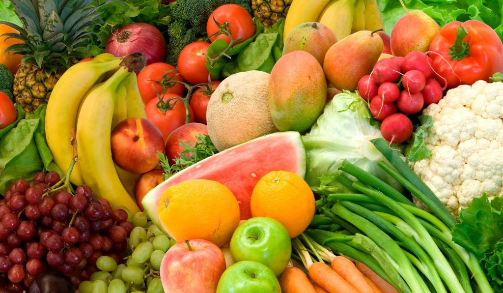 planche de legumes