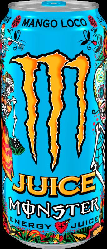 Monster energy mongoloco