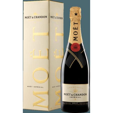 champagne Moet et Chandon imperial