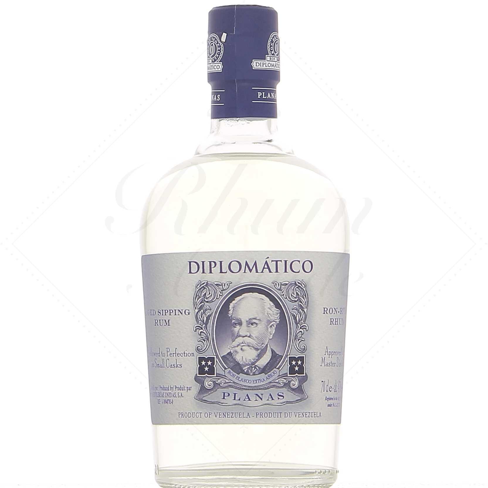 Diplomatico blanc