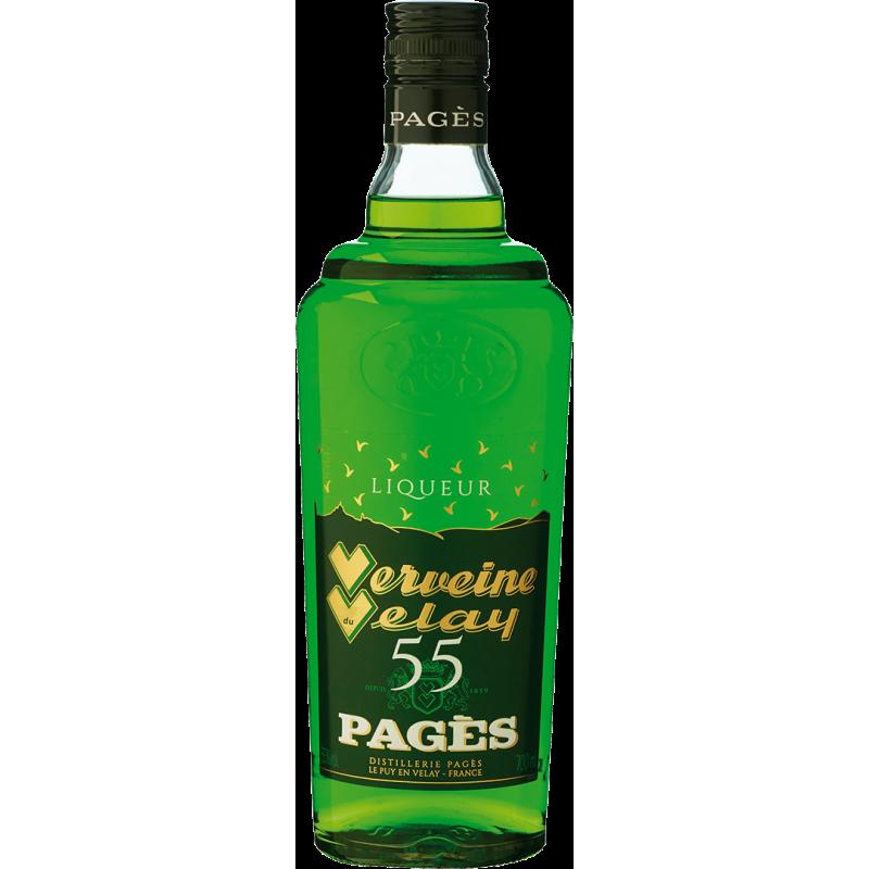 Liqueur de Verveine verte Pagès
