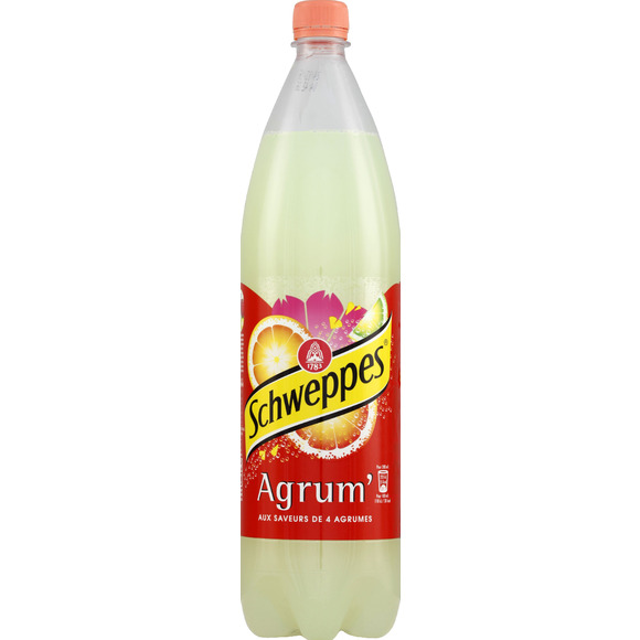 schweppes agrumes